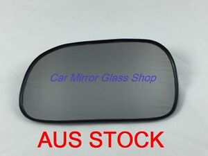 LEFT PASSENGER SIDE Toyota Carina AT190 CT190 1992-1995 MIRROR GLASS WITH BASE