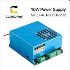 Cloudray 40W CO2 Laser Power Supply MYJG 40WT 110V/220V for Laser Tube Engraving