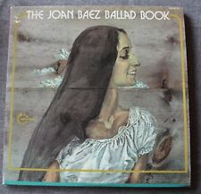Joan Baez, the Joan Baez book, 2LP - 33 Tours