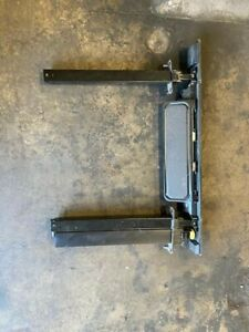 OEM 2015-2018 Ford F 150 Flex Step, Rear Tailgate Step