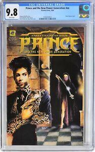 S290. PRINCE AND THE NEW POWER GENERATION #nn Piranha Press CGC 9.8 NM/MT (1994)