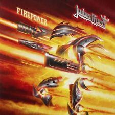 JUDAS PRIEST Firepower CD BRAND NEW
