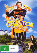 Danny Kaye Barbara Bates THE INSPECTOR GENERAL DVD