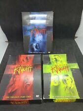 Forever Knight - The Trilogy Complete Series Parts 1-2-3 [DVD, 16 Disc Set]