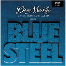 Dean Markley 2552 .009 - .042 Blue Steel Electric LT Guitar Strings