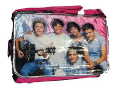 ONE DIRECTION  BAND MESSENGER BAG Hary Louis school bag Brand New!!