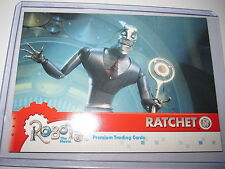 ROBOTS THE MOVIE PROMO CARD RATCHET P-2 MINT CARD CARTE 2005