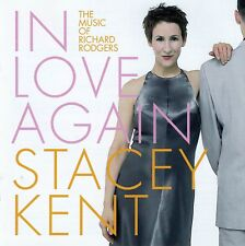 STACEY KENT : IN LOVE AGAIN: THE MUSIC OF RICHARD RODGERS / CD - TOP-ZUSTAND