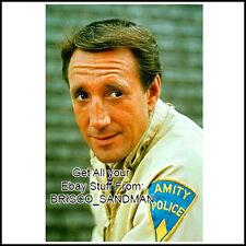 Fridge Fun Refrigerator Magnet JAWS MOVIE Chief Brody Roy Scheider Photo 70s