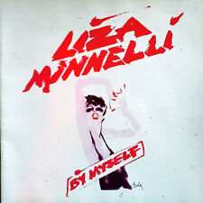 "LIZA MINNELLI - BY MYSELF - 11"" x 11"" 36 PG CONCERT PROGRAM - PRINTED IN ENGLAND"