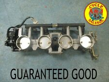 2003-2004 Suzuki GSXR 1000, Throttle bodies, fuel injectors, GUARANTEED GOOD