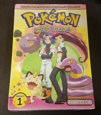 Pokemon: Season 1, Part 2 (DVD, 3-Disc) indigo league anime Episodes 27-52 NEW