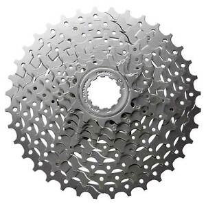 Shimano CS-HG400 Alivio 9-Speed Road Bike / Cycling Cassette - 11-32T