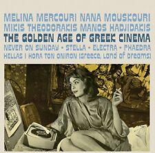 The Golden Age Of Greek Cinema [CD]