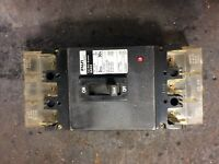 Fuji Electric Auto Breaker, # SA53 30A, 3 Pole, 220V  Used, Warranty