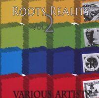 ROOTS REALITY VOL. 2 -PAPA LEVI, HORACE ANDY, DENIS NOLAN, JAYZIK U.A.  CD NEW