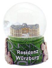 Palla di neve Würzburg Residenz Eredità culturale del mondo,Snowglobe
