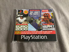 Official UK Playstation One Demo Game Number 59 Tony Hawk PAL PS1 Rare Retro