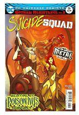 Suicide Squad #26 Dark Nights Metal Tie-In Williams Sejic Batman Who Laughs DC