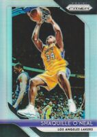2018-19 Panini Prizm Basketball Silver Parallel #35 Shaquille O'Neal LA Lakers