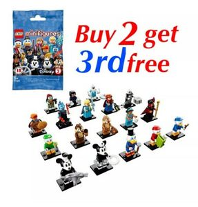 LEGO DISNEY 71024 MINIFIGURES AND 71012 MINIFIGURES (SELECT YOUR FIGURE)NEW