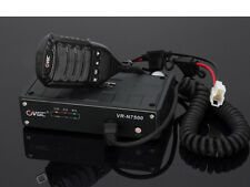 Vero Vr N7500 50w Vhfuhf Headless Mobile Ham Radio With Bt And App Programming