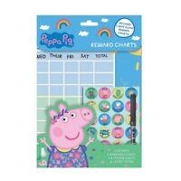 Children's Reward Chart Wipe Clean Potty Toilet Training Including Stickers Pen