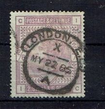 England Minr 82 Ax Clean Stamped with Strong Folded