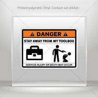 Decals Decal Funny Stay Away From My Fishing Rod Vehicle st5 X46ZZ