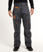 Pantalones de hombre en color principal gris de poliéster