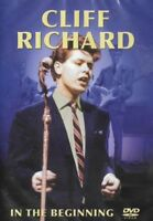 sealed dvd CLIFF RICHARD in the beginning