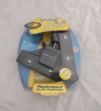 Mad Catz 4-Player Multiport Controller/Memory Card Adapter For PlayStation 2 NEW