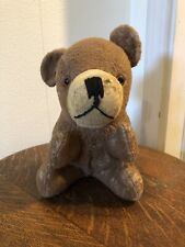 *MAKE OFFERS* *ONE OF A KIND* Antique Vintage Brown Teddy Bear *SUPER CUTE*