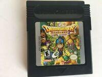 Dragon Warrior Monsters 2: Cobi's Journey (Nintendo Game Boy Color, 2001) Tested
