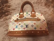 Louis Vuitton Alma Multicolor handbag