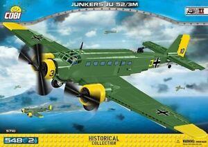 COB05710 - Cobi - Small Army Planes - Junkers JU-52 (500Pcs)