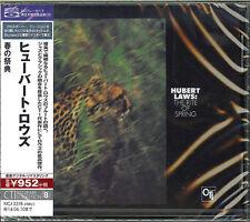 HUBERT LAWS-THE RITE OF SPRING-JAPAN BLU-SPEC CD B50