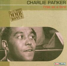 Charlie Parker - Free As A Bird / Bud Music CD OOP & Sealed Import