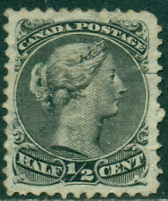 CANADA SCOTT # 21 USED, VERY FINE-EXTRA FINE, APPEARS MINT, READ, GREAT PRICE!