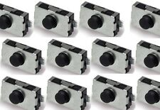 100 Micro Switches for Toyota Lexus Fiat remote key fob repair refurbishment fix