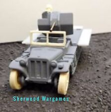 28mm 1/56 German Sdkfz 10/4 Flak Truck Blitzkrieg Miniatures Bolt Action BNIB