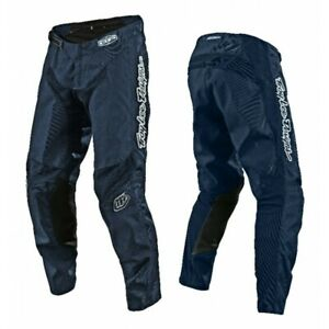 Troy Lee Designs MONO Navy TLD MX GP Motocross Race Pants Adults