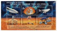 Space Exploration/Journey to the Stars/Spacecraft Stamp Sheet #2 2000 Madagascar