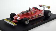 Ferrari 312 T4 World Champion Scheckter 1979 #11 1/18 by GP Replicas New In Stok