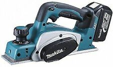 Makita DKP180RMJ 18V Li-Ion Cordless LXT Planer with Battery and Charger