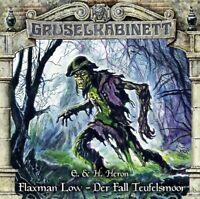 DER FALL TEUFELSMOOR - GRUSELKABINETT-FOLGE 149   CD NEW
