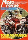 MOTO REVUE 2173 NORTON 750 Interstate ; Triumph T120 RV ; Barcelone 1974