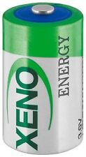 Xeno 1/2 AA Mignon/ER14252/1200mAh top Lithium thionyl chloride battery 3.6V