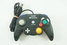 Hori Nintendo Gamecube HORI PAD CUBE Black 2 GC From Japan