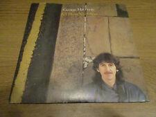 "George Harrison – All Those Years Ago  Vinyl 7"" Single UK1981 DARK HORSE K17807"